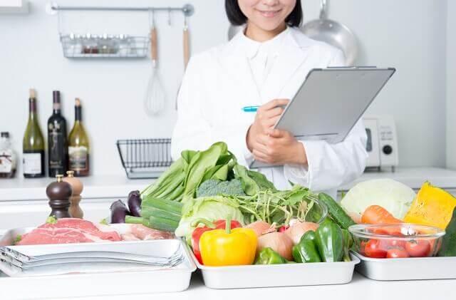管理健康栄養インストラクター