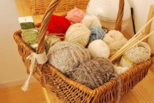 1位:編み物マイスター