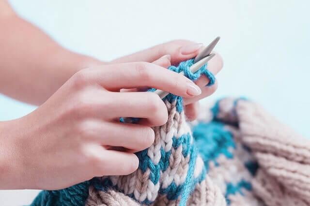 棒針編み講師認定