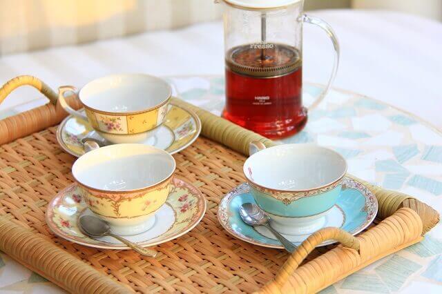 3位:紅茶検定